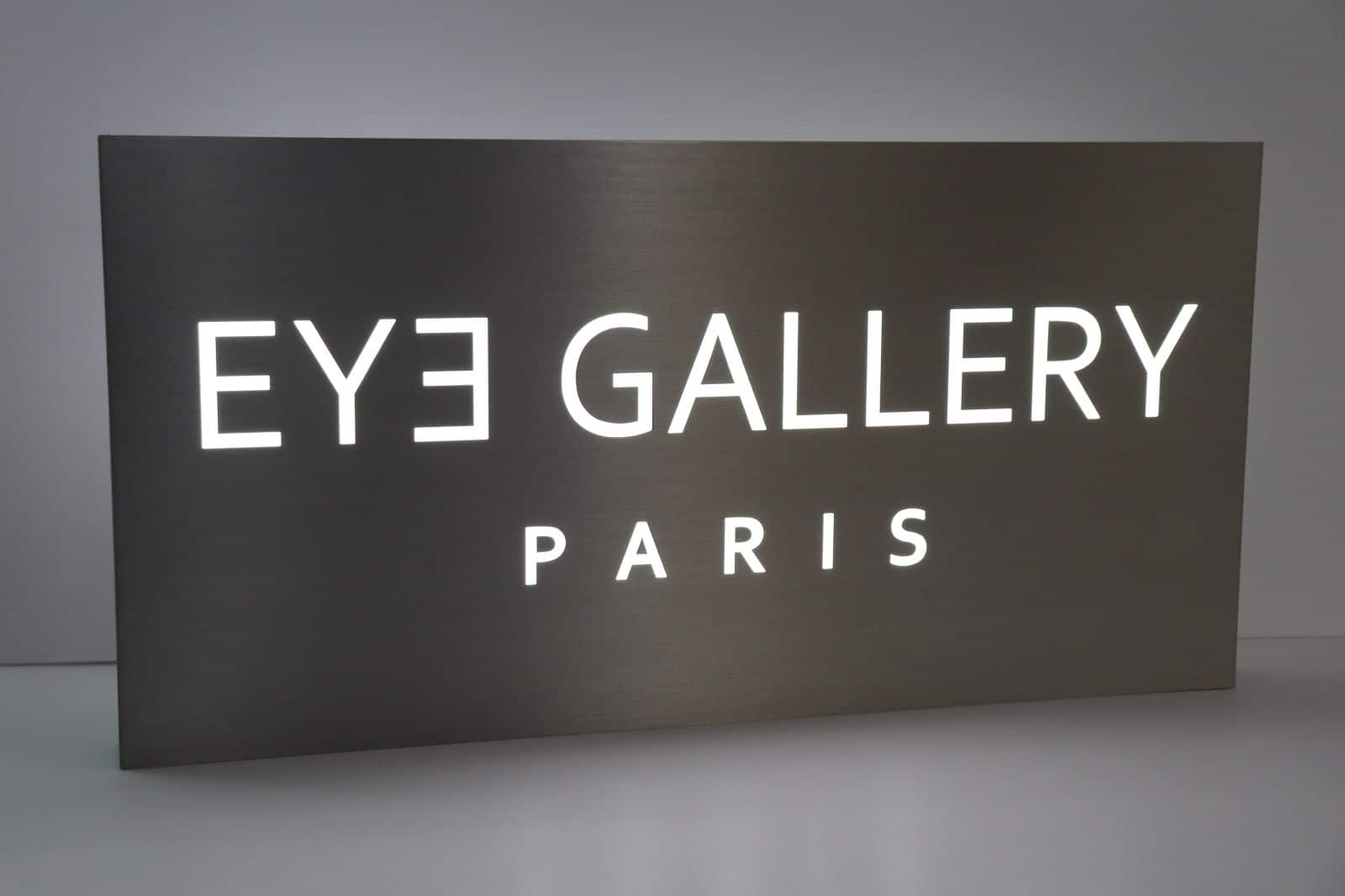 enseigne-metal-soins-beaute-paris-eye-gallery-2