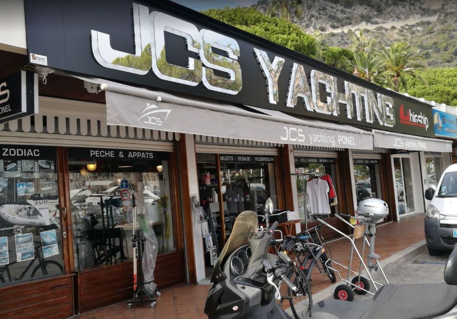 enseigne-metal-yachting-beaulieu-jcs-yachting
