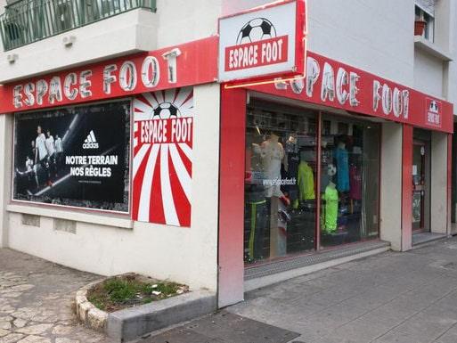 Espace Foot Avant