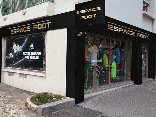 Espace Foot Photomontage
